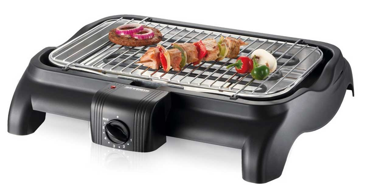 9 severin barbecue elektrogrill tischgrill im vergleich test standgrill. Black Bedroom Furniture Sets. Home Design Ideas